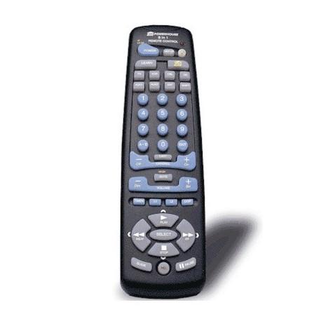 X10 UR24 Univerzální dálkový ovladač 8v1