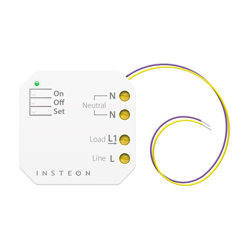 insteon micro dimmer module