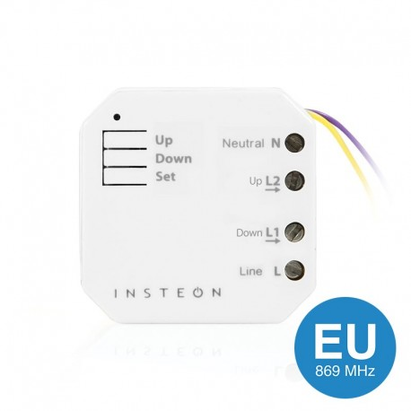 INSTEON Micro Shutter/Motor Controller