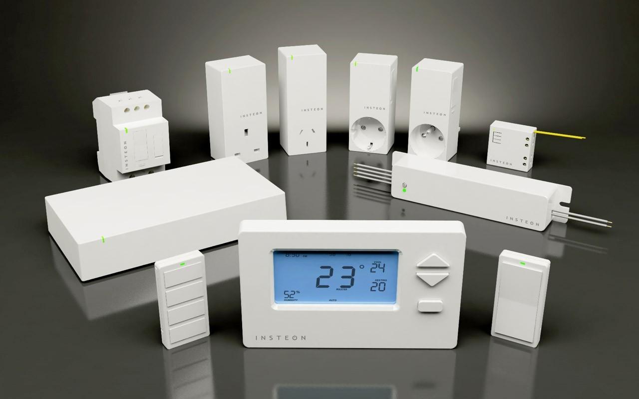 INSTEON - nowa technologia automatyki domowej